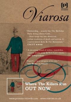 Where The Killers Run poster